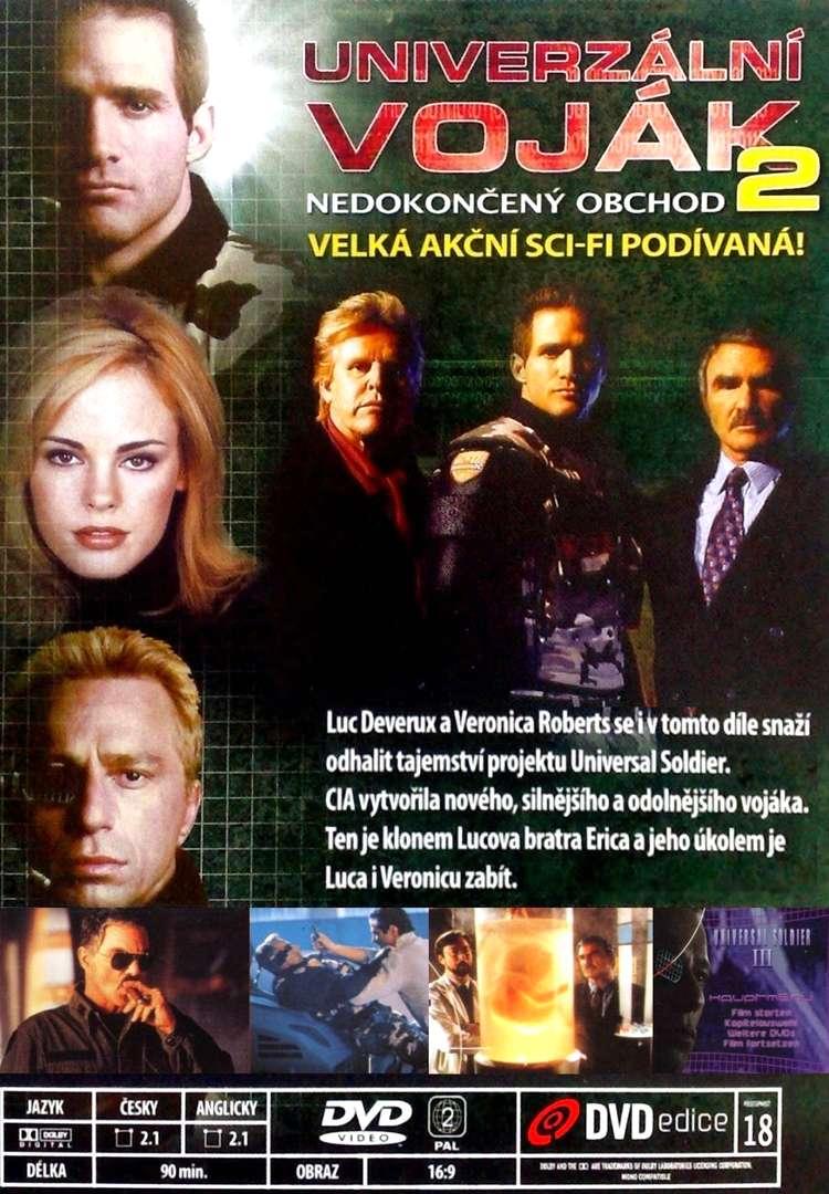 UNIVERZÁLNÍ VOJÁK dvd 2