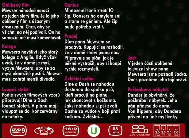 MaZaNé Kočky 7. DVD