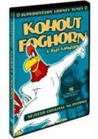 Kohout Foghorn a jeho kamarádi DVD NEJVĚTŠÍ CHVÁSTAL NA DVORKU