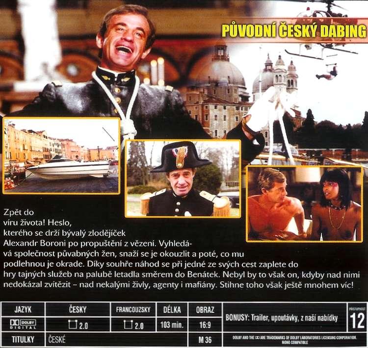 KAŠPÁREK DVD