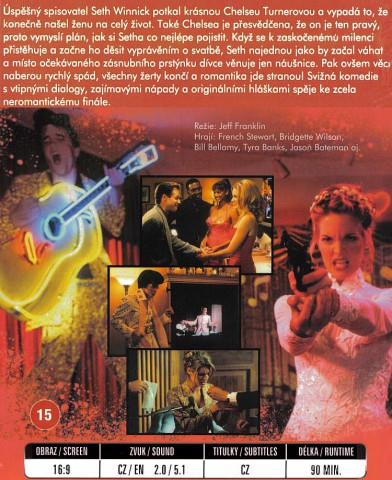 falešná Láska dvd