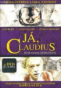 Já, Claudius 3. DVD