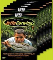ZÁŽITKY Jeffa Corwina KOLEKCE 6 DVD
