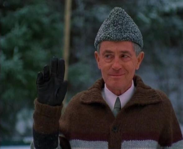Jan Tříska ve vánočním filmu Stela (Blizzard)