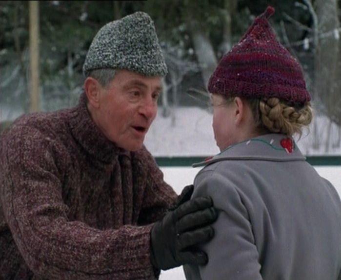 Jan Tříska ve vánočním filmu Stela