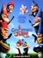 Gnomeo a Julie ve 3D dvd