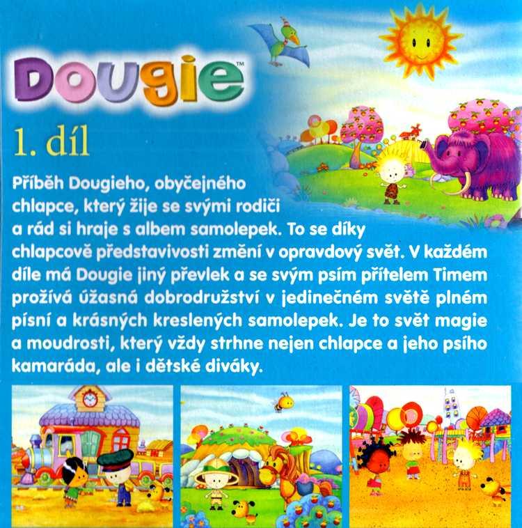 DOUGIE dvd 1. díl
