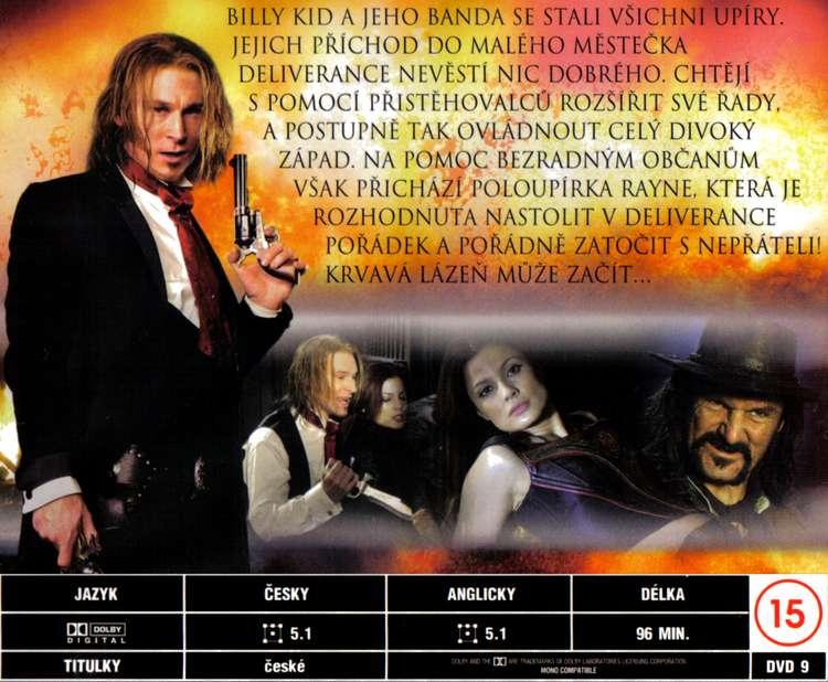 BLOODRAYNE 2 Vykoupení DVD