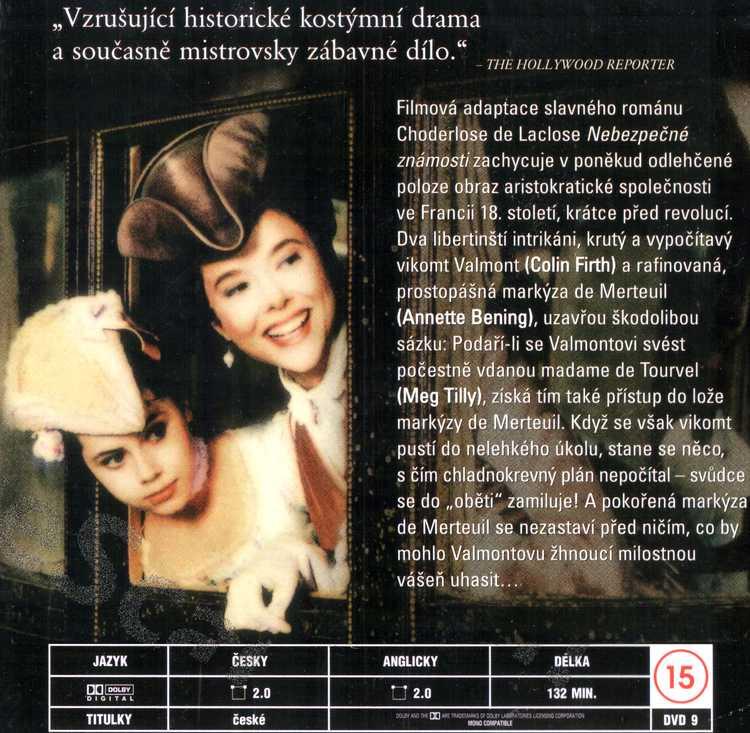 VALMONT dvd