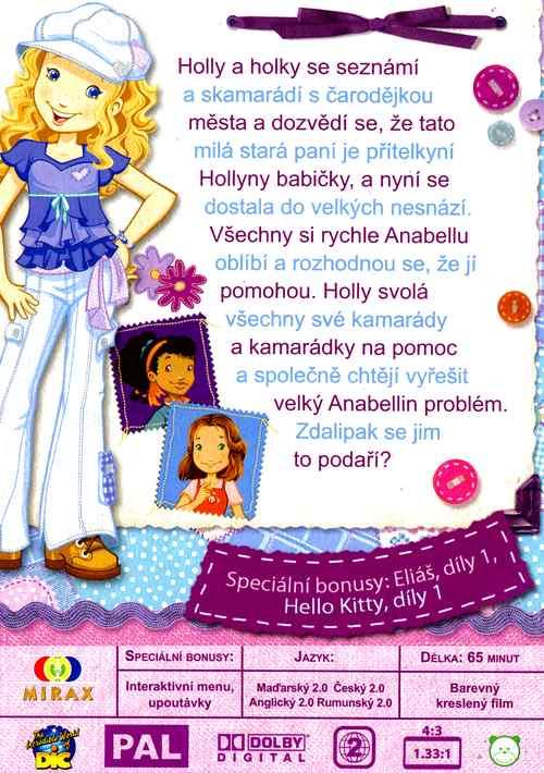 Holly Hobbie a její přátelé 1