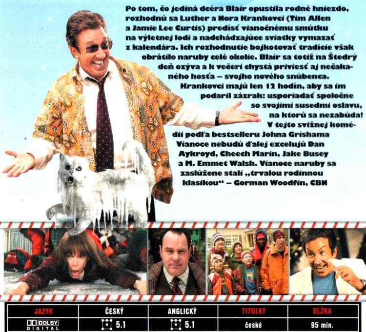 Vánoce NARUBY DVD
